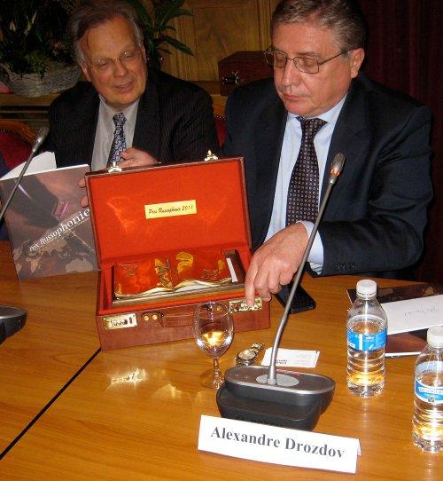 Prix Russophonie 2011