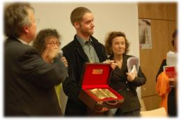 Le laureat 2007 : Jean-Baptiste GODON